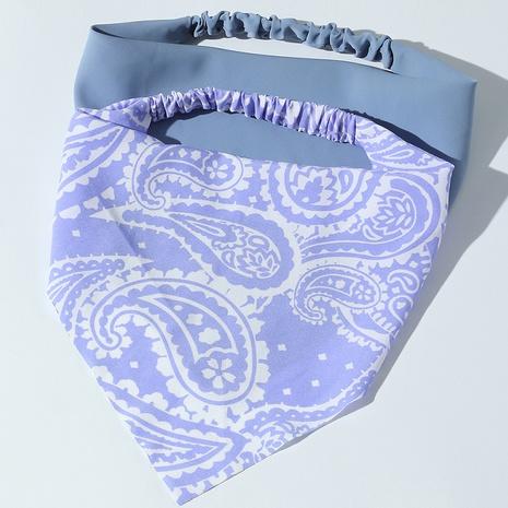 nouveau bandeau de turban à enveloppe élastique de style de mode NHAU351795's discount tags