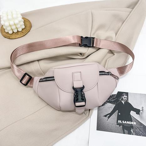 nuevo bolso de cintura de mensajero de hombro de estilo de moda coreana NHTG352438's discount tags