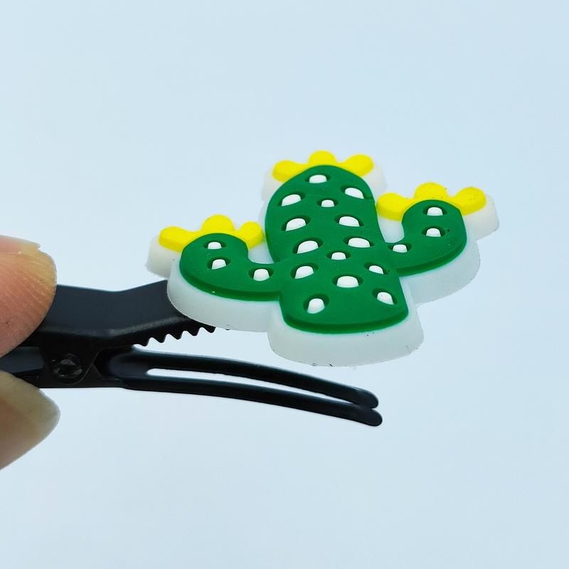 Korean style cartoon geometric hairpins  NHDI353076