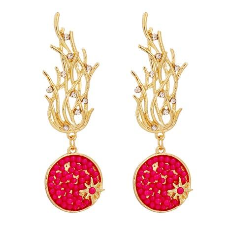 Boucles d'oreilles géométriques diamant mode coréenne NHJJ353077's discount tags