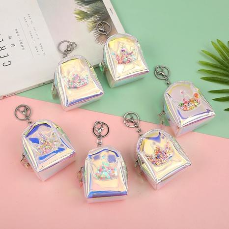Korean style colorful crown coin purse  NHAE353767's discount tags