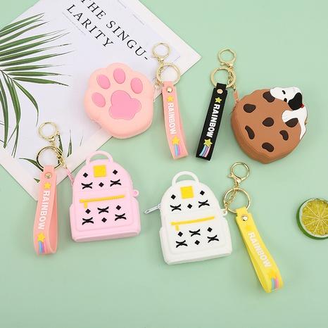 Fashion new cute silicone coin purse      NHAE353771's discount tags