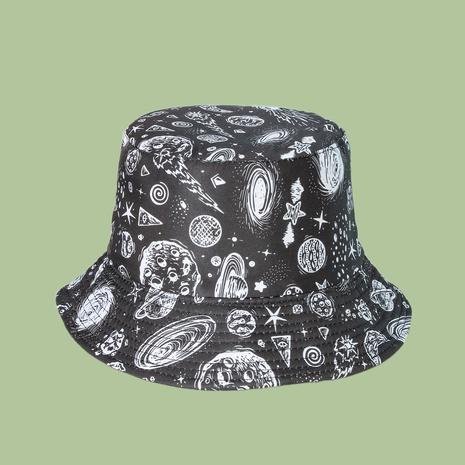 koreanische Mode neuen Stil Sternenhimmel Fischerhut NHTQ353783's discount tags