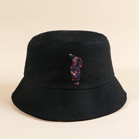 Wilder Fischerhut der koreanischen Mode trendiger Tiger Sonnenschirm NHTQ353808's discount tags