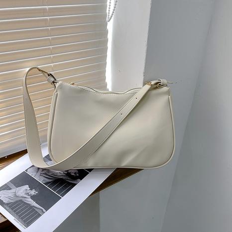 Lässige einfarbige Unterarmtasche im koreanischen Stil NHJZ354227's discount tags