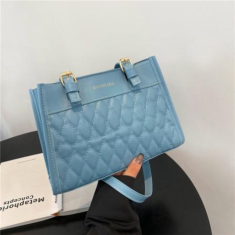 Mode einfarbige Rhombus-Handtaschen mit großer Kapazität NHXC354258's discount tags