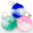 NHZHI1640998-Round-tie-dye-keychain