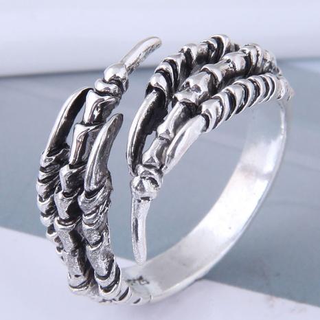 Mode einfache Retro magische Klaue offenen Ring NHSC355929's discount tags