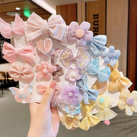 Koreanische Art Bogenblume Kinder Haarnadel NHSA355778's discount tags