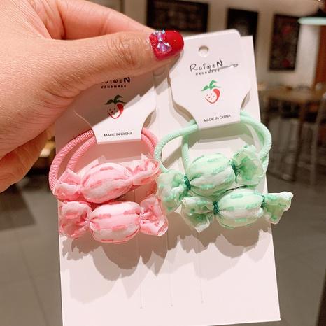Koreanisches Stilkinderpaar Süßigkeitsform-Haarseil NHSA355779's discount tags