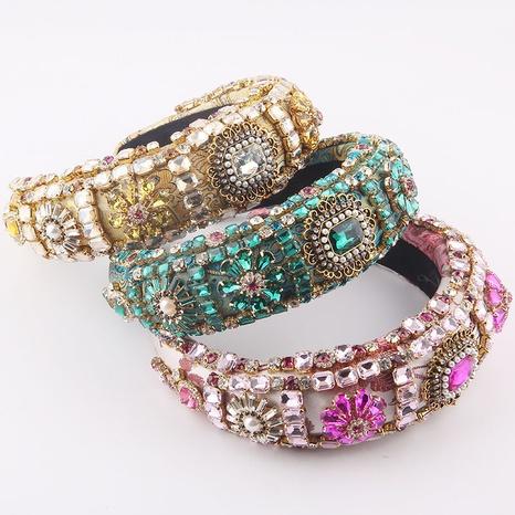 Großhandel mit diamantbesetzten Stirnbändern im Großhandel NHWJ355892's discount tags