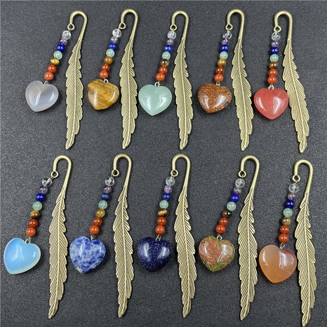 fashion style new Seven Chakras Agate pendant Jewelry Accessories NHJIC356023's discount tags