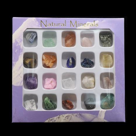 20 Stück Gesteinsmineralproben verpackt Kristallachat Steinmineral Kristallerz Set NHKES356052's discount tags