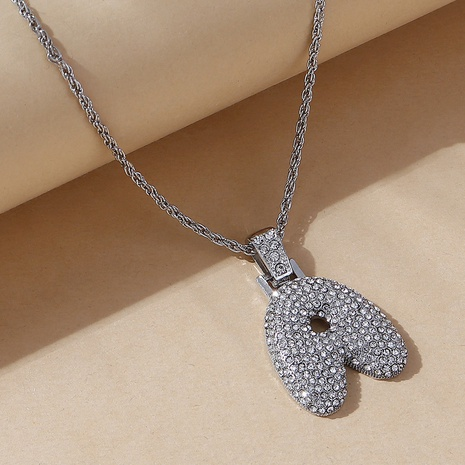 fashion style new simple creative letter necklace NHPS356429's discount tags