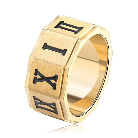 fashion style stainless steel creative ring NHKL356505's discount tags