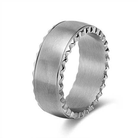 fashion style new stainless steel ring  NHKL356508's discount tags