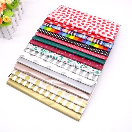 Al por mayor papel de copia en color de moda 10 hojas NHUY357571's discount tags