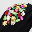 Baroque fashion solid color fabric pearl beaded headband NHLN357802