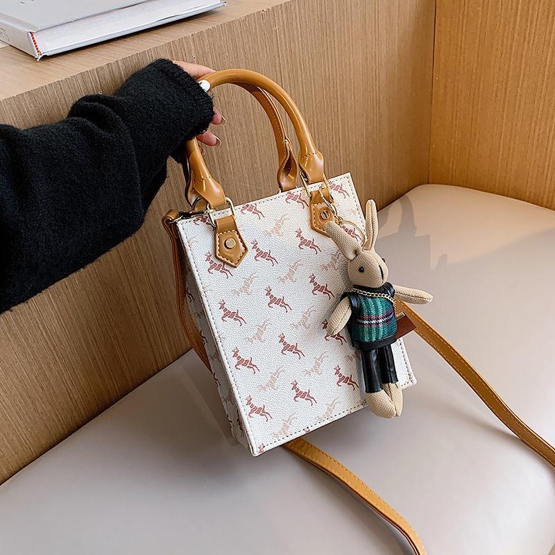 hit color retro printing handbag wholesale NHLH357986
