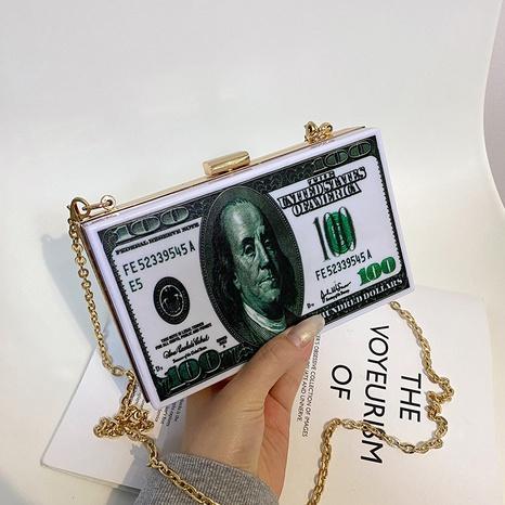 sac de boîte à chaîne créatif de mode en gros NHAV358205's discount tags