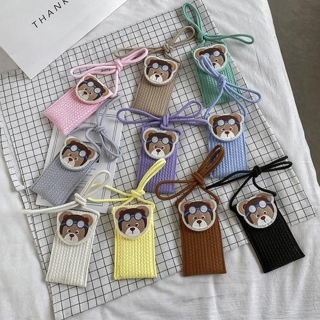 Koreanische Mini-Handy-Tasche NHTG358373's discount tags