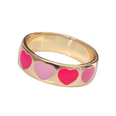 fashion love drop oil ring  NHJIF359308's discount tags