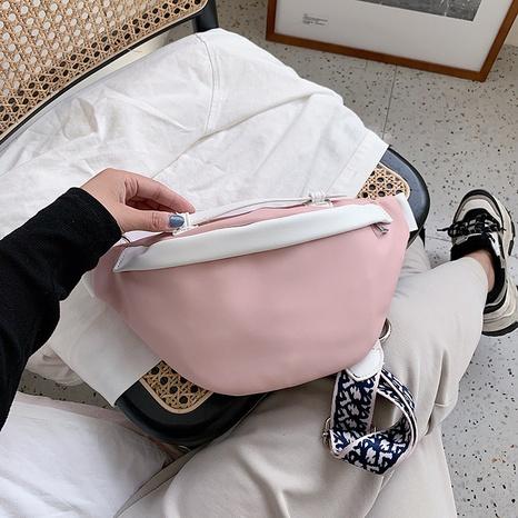 sac à bandoulière de grande capacité avec chaîne en toile de mode NHJZ345471's discount tags