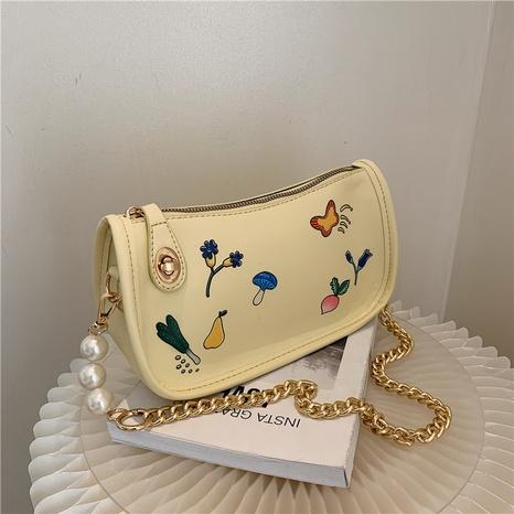sac à bandoulière à fleurs de fruits à broderie NHJZ345488's discount tags