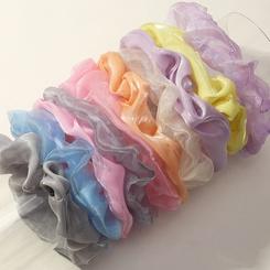 Koreanische neue Mode Stil einfarbige Haar Haargummis gesetzt NHAU345638