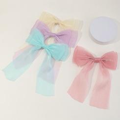 Neue Modestil Pearl Bowknot Haarnadel NHAU345587