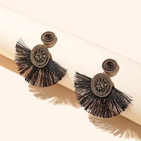 simple fashion new style tassel earrings NHGY344778's discount tags