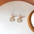 NHBY1604565-Pair-of-pink-flower-earrings
