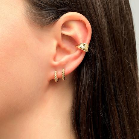 new style korean fashion simple ear clip NHLU345871's discount tags