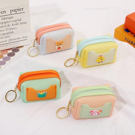 dessin animé petit sac de pièce de couple animal NHAE346164's discount tags