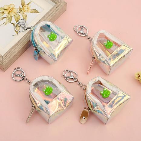Vente en gros porte-monnaie grenouille de bande dessinée NHAE346165's discount tags