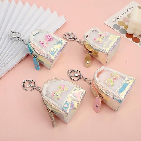 Vente en gros mini porte-monnaie à paillettes coréennes NHAE346170's discount tags