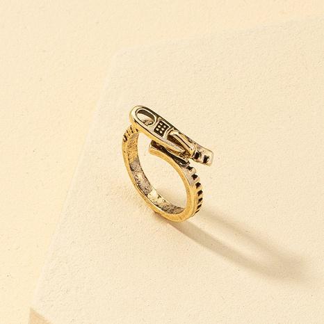 Al por mayor anillo de aleación de hebilla geométrica retro NHQJ346310's discount tags