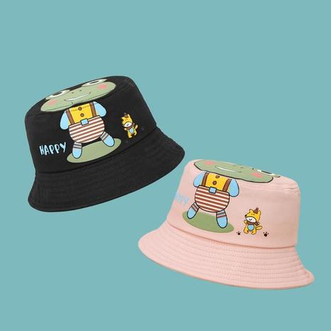 Mode solaire pare-soleil à large bord enfants chapeau en gros NHAMD346502's discount tags