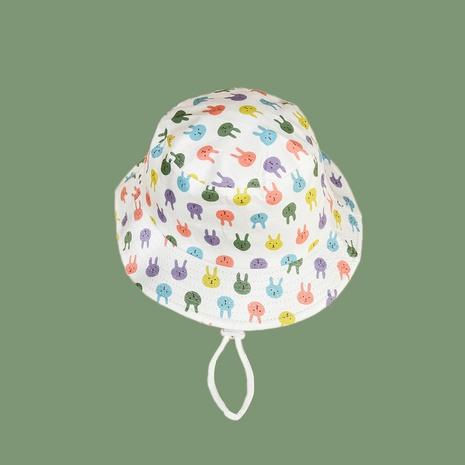 Mode mignon lapin coupe-vent crème solaire pare-soleil enfants chapeau en gros NHAMD346525's discount tags