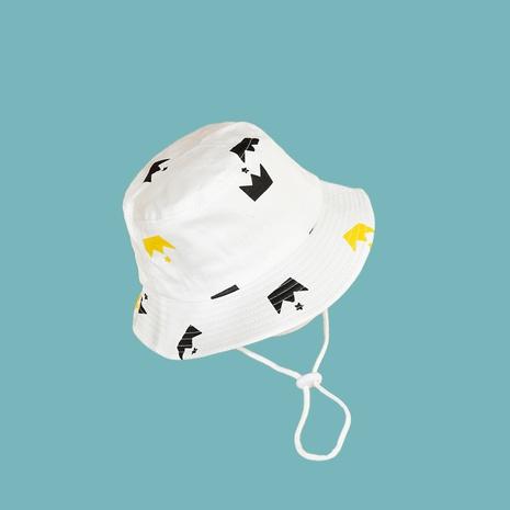 Chapeau de protection solaire coréen coupe-vent pour enfants en gros NHAMD346527's discount tags