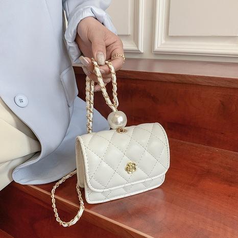Petit sac carré à bandoulière à la mode en gros NHLH347178's discount tags