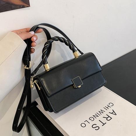 nouveau style de mode simple petit sac carré portable à la mode NHLH347190's discount tags