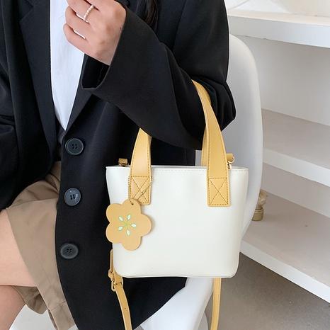 sac seau portable à fleurs colorées NHLH347219's discount tags