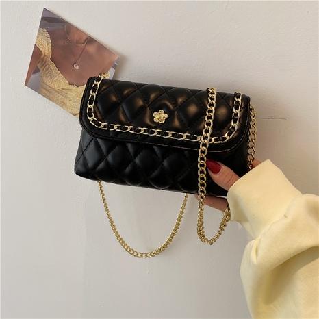 Petit sac carré à bandoulière à la mode en gros NHLH347238's discount tags
