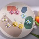 fashion small daisy earrings wholesale  NHWB360034
