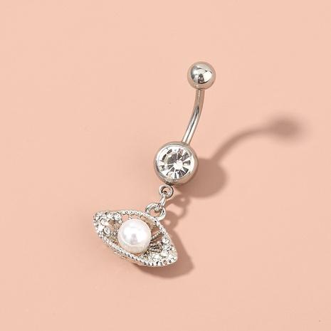 Fashion Devil's Eye Diamond Piercing Nabelnagel NHAN365661's discount tags