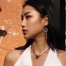 simple fashion love pearl beads string tassels earrings NHANR365746