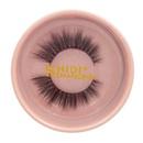 1 pair of natural thick type false eyelashes 3d mink eyelashes thick type NHLUU366499