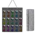 Sunglasses storage box storage hanging bag glasses wall bag jewelry storage hanging bag NHWQ366978