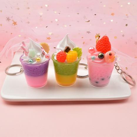 Llavero colgante modelo de taza de helado de simulación al por mayor NHWQ366974's discount tags
